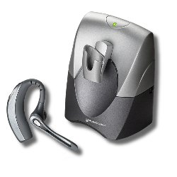 Plantronics Voyager Series Bluetooth Office Headset System