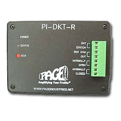Page Industries Digital Paging Port Adapter