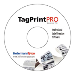 HellermannTyton TagPrintPro Label Printing Software Version 2.0 - Full
