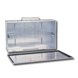 Chatsworth Products Basic Consolidation 2U Plenum Enclosure