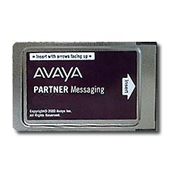 Avaya Partner Messaging 4 Port PCMCIA Card