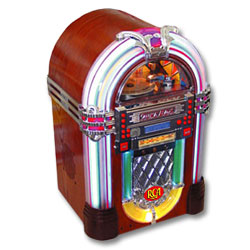 Polyconcept U.S.A, Inc. RCA 3 CD Jukebox
