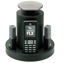 Revolabs FLX 2 Wireless Conference System with Two Wearable Microphones