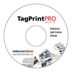 HellermannTyton TagPrintPro Label Printing Software Version 2.0 - Full