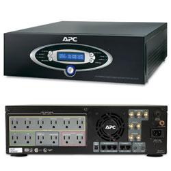APC J Type AV 1500VA Power Conditioner with Battery
