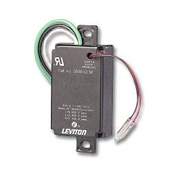 Leviton 120V AC Cabinet Mount Surge Protective Module