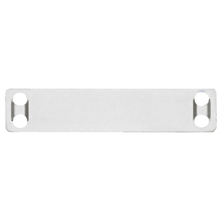 Panduit® 316 Stainless Steel Marker Plate