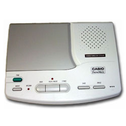Casio Phonemate Answering Machine