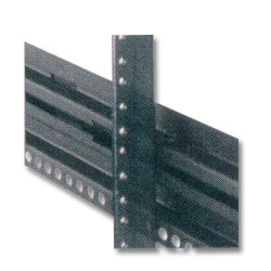 Middle Atlantic Threaded Rackrail (Paired)
