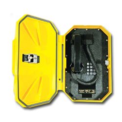 Guardian Telecom WTT-30 Watertight Telephone with Enclosure