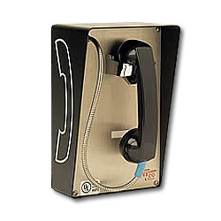 Ceeco Stainless Steel Panel Telephone