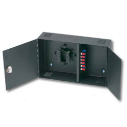 Allen Tel Wall Mount Fiber Optic Cabinet