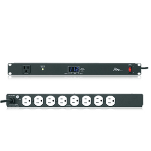 Middle Atlantic Essex Rackmount 9 Outlet Power Unit with Meter