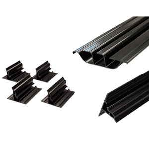 Legrand - Wiremold Under Table Cable Management (Package of 5)