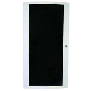Channel Vision Designer Hinged Door for Structured Wiring Enclosure