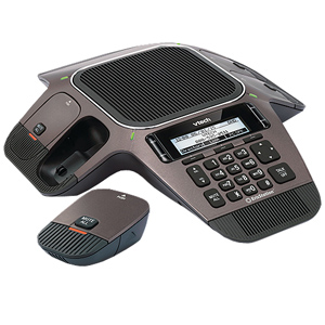 Vtech ErisStation SIP Conference Phone with Four Wireless Mics