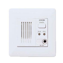 Aiphone Wall Mounted Bedside Sub Station