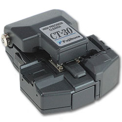AFL CT-30A Fiber Optic Cleaver