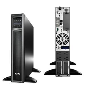 APC Smart-UPS X 1000VA Rack/Tower LCD 120V