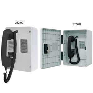 GAI-Tronics Intrinsically-Safe (I.S.) Telephone Only