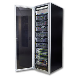 Chatsworth Products M-Series MegaFrame Cabinet System