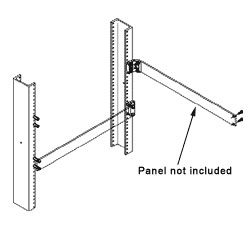 Chatsworth Products Panel Hinges