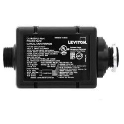 Leviton Power Pack with HVAC Relay