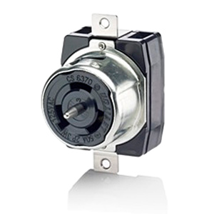 Leviton Single Locking Receptacle