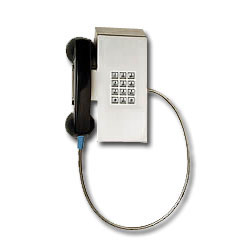 Ceeco Magnetic Hookswitch Wall Mount Phone