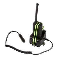 Impact Radio Accessories Single Rapid Vehicle Charger