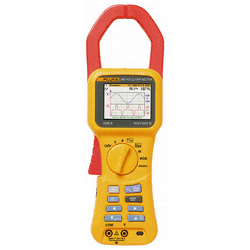 Fluke Electronics 345 Power Quality Clamp Meter