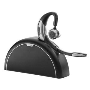 Jabra Motion UC Headset with Travel and Charge Kit