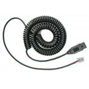 VXI Passport QD1027G Headset Cord with GN Quick Disconnect