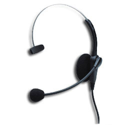 Klein Electronics Inc. Lightweight Over the Head Headset