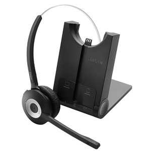 Jabra Pro 935 BT Dual Connectivity to the Soft Phone and Mobile Phone