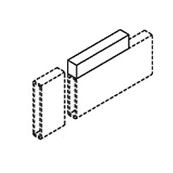 Chatsworth Products Adapter Butt-Splice Kit