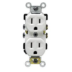 Leviton Tamper Resistant Electric Outlet
