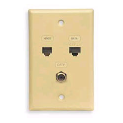 ICC Integrated One-piece Faceplate