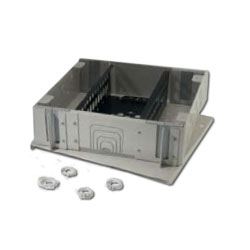 Commscope 48-Port Plenum Zone Wiring Box