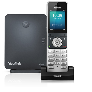 Yealink Dect IP Phone Package W60B and W56H