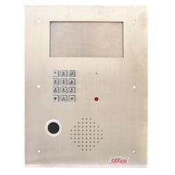 Ceeco Handsfree Stainless Steel Panel Phone