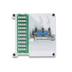 Leviton Compact Series, Phone and 6-Way Video Panel