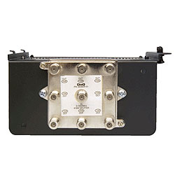 Legrand - On-Q 8x8 Enhanced Combo Module, Security