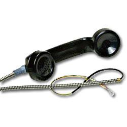 Allen Tel Handset Equipped with Blue Grommet