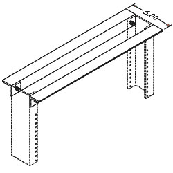 Chatsworth Products Top Angle