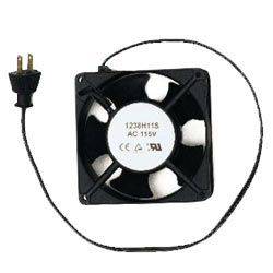 Southwest Data Products Four Axial Fans