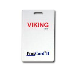 Viking 26-Bit Pre-Programmed Wiegand Proximity Cards