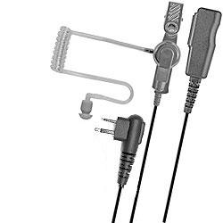 Pryme Medium Duty Acoustic Tube Surveillance Kit for Motorola Radios
