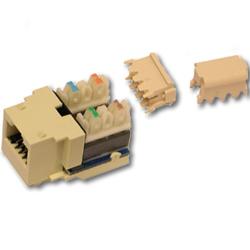 Suttle Modular Connector 8P8C Category 6 Jack