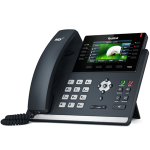 Yealink T46G Ultra Elegant Gigabit IP Desk Phone